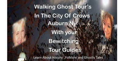 City of Crows Walking Ghost Tour