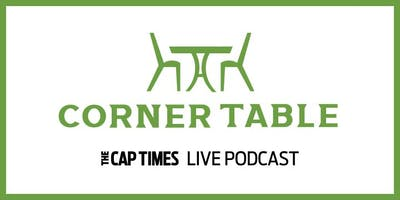 Live Corner Table podcast with chef Nyanyika Banda
