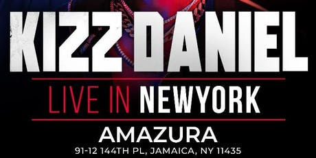 KIZZ DANIEL LIVE IN NYC  tickets