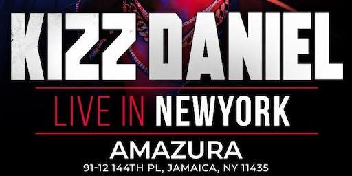 KIZZ DANIEL LIVE IN NYC