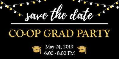 UBC Sauder Co-op Grad Party