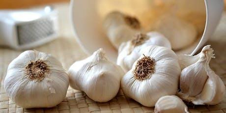 Nestle Inn Cooking Class: Everything Garlic tickets