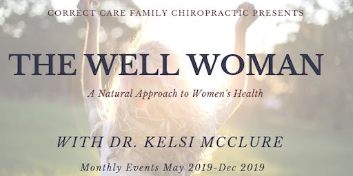 Well Woman Event Series with Dr. Kelsi McClure