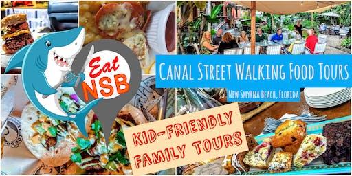 Eat NSB Family Food Tour (Kid-Friendly!)
