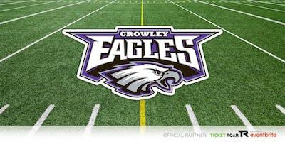 Crowley vs Arlington Heights Varsity Football