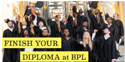 Finish Your HSE Diploma at BPL
