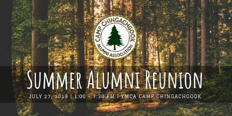 Summer Alumni Reunion tickets