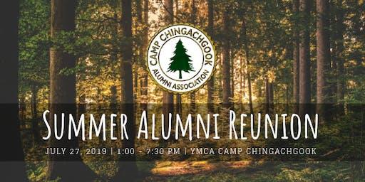 Summer Alumni Reunion