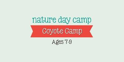 Coyote Camp at CCNC