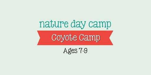 Coyote Camp at CCNC