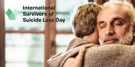 Survivors of Suicide Loss Day 2019 tickets