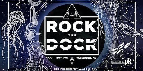 Rock the Dock Music Festival 2019 tickets