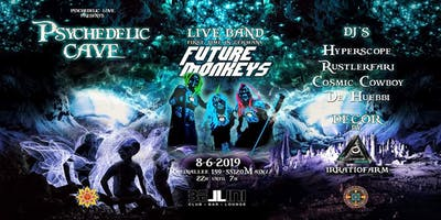 Psychedelic Cave Early Monkey Ticket Phase 2
