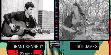 Grant Kennedy and Sol James Live at the Park tickets