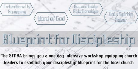 Blueprint for Discipleship tickets