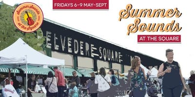 Summer Sounds at the Square