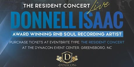 The Resident Concert tickets