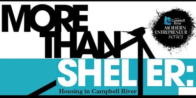 More than Shelter: Housing in Campbell River
