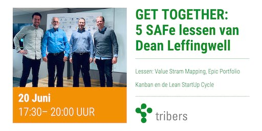 Tribers Get Together: 5 lessen van Dean