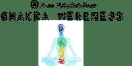 Chakra Wellness - A 7 Week Series tickets