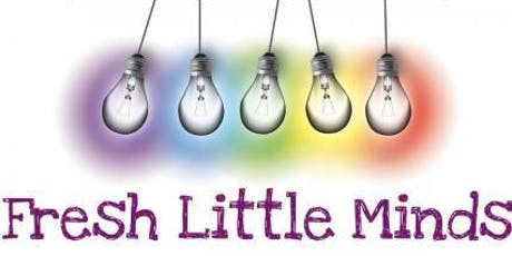 Fresh Little Minds Resilience Summer Programme 4 - 8 years old  Ballyclare tickets