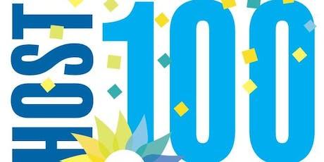 HOST100 - Host Registration tickets