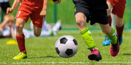 Middle School Co-Ed 2019 Soccer Camp tickets