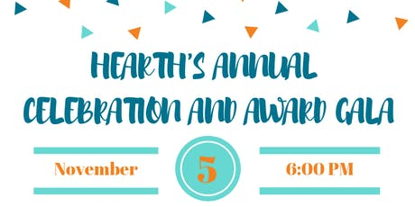 Hearth's Annual Celebration and Award Gala tickets