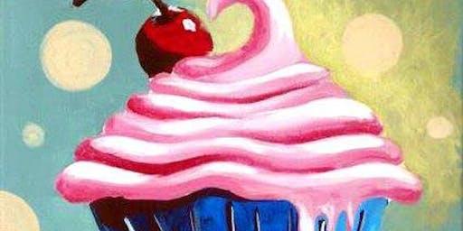 Cupcake & Paint!