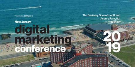 2019 New Jersey Digital Marketing Conference (NJDMC) tickets