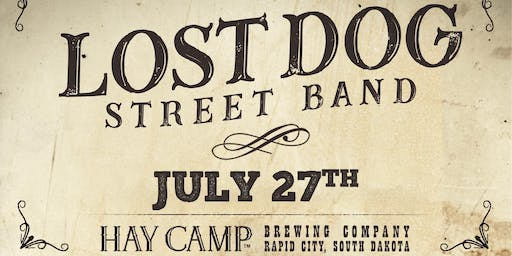 Lost Dog Street Band at Hay Camp