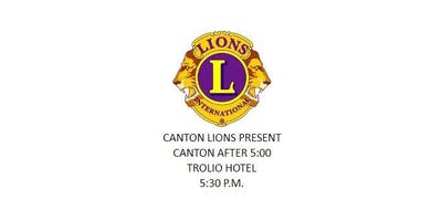 Lions Club After 5 - August 13
