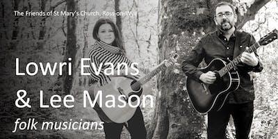 Lowri Evans & Lee Mason Concert