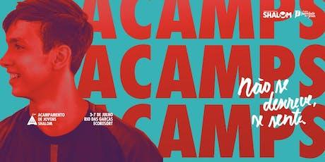 ACAMP'S NATAL 2019.2 bilhetes