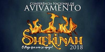 Conferência Nacional de Avivamento Shekinah 2019