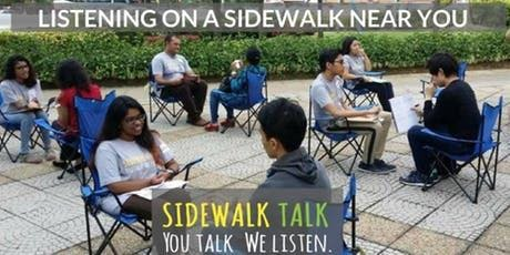 Sidewalk Talk - Corvallis, OR tickets