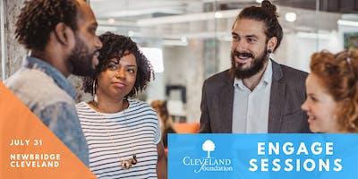 Cleveland Foundation Engage Sessions at NewBridge Center for Arts & Technology