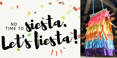 Kids' Craft + Play Fiesta!