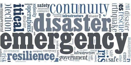 EPA Workshop on Emergency Preparedness & Communication for Colonias in the El Paso Area/Taller de la Agencia de Protección Ambiental (EPA, por sus siglas en inglés) sobre Preparación de Emergencias y Comunicación para las Colonias del Área de El Paso
