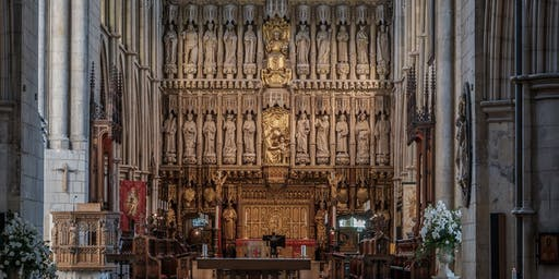 The Dean of Southwark Tour - A Spiritual Tour of Southwark Cathedral