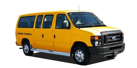 Warren County ESC Van Driver Sign up tickets