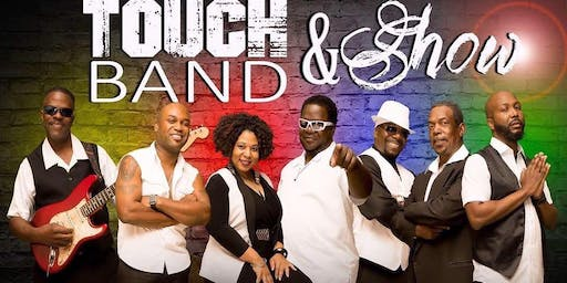 GROWN FOLKS PARTY W/ THE TOUCH BAND & SHOW