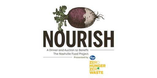 Nourish presented by Kroger Zero Hunger | Zero Waste