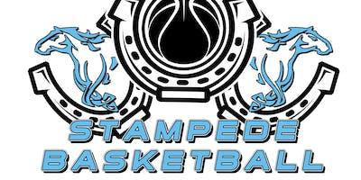 Stampede High Intensity Basketball Camp 2019