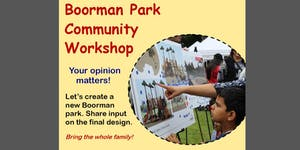 Boorman Park Community Workshop
