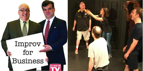 Secrets Of Improv For Business Professionals Tickets