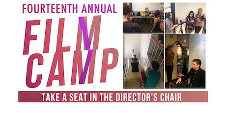 Saskatchewan Filmpool Cooperative's Summer Film Camp tickets