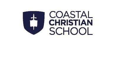 Coastal Christian Jr. High Athletic Awards Dessert