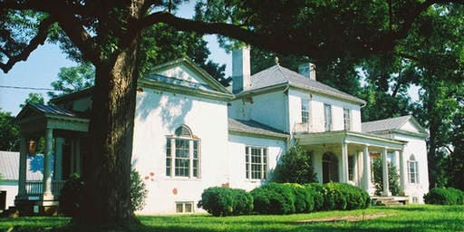 Bus Tour to Petersburg's Battersea and Mcilwaine House June 27