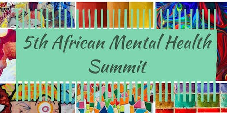 5th African Mental Health Summit tickets